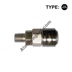 ONE TOUCH AIR QUICK COUPLER