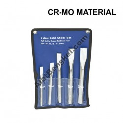 6PCS COLD CHIESEL SET