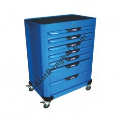 TROLLEY TOOL BOX 7 DRAWERS