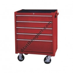 TOOL TROLLEY 5 DRAWERS