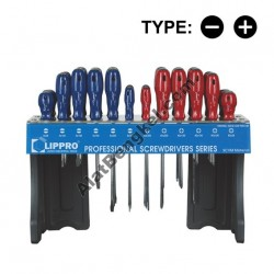 ATC SCREWDRIVER SET DISPLAY